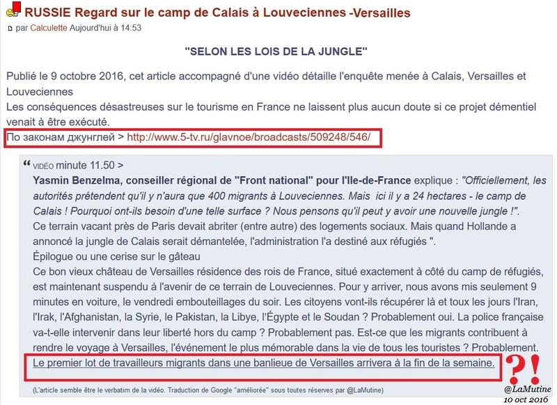 Chronologie et Lettres officielles - Bonjour l'information ! Louvec28