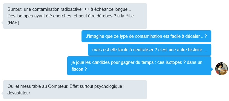 Menace bactériologique aux portes de Paris Louvec31
