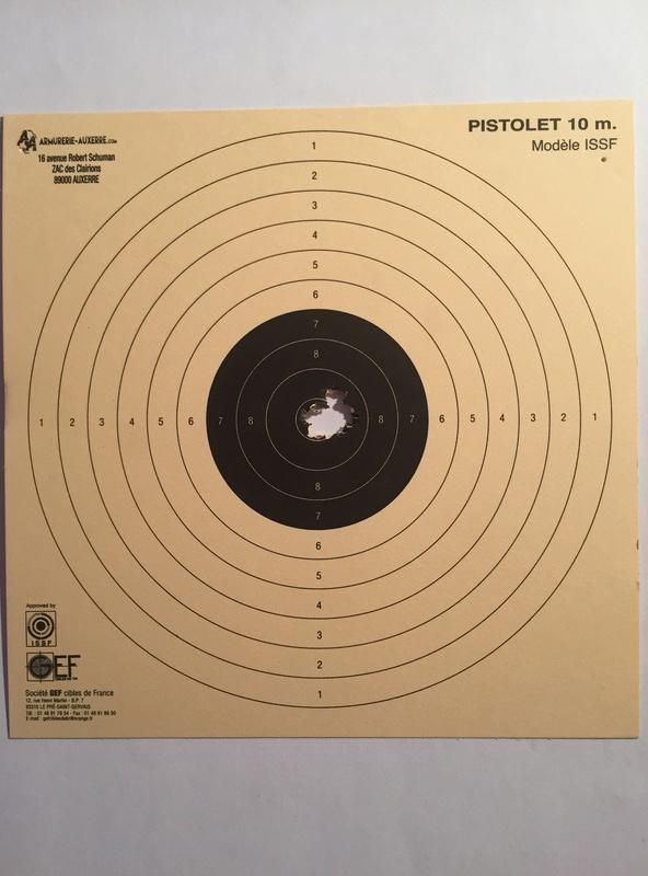 Carton Marauder pistol avec différents plombs Img_0914