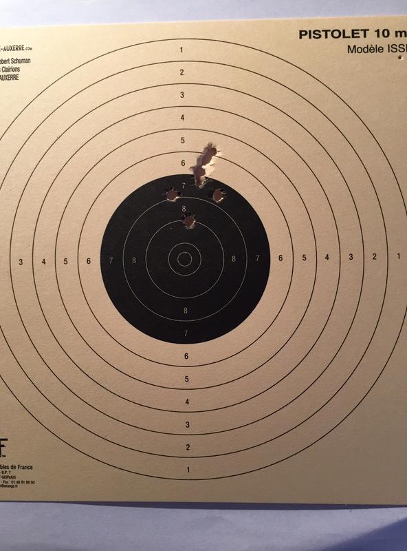 Carton Marauder pistol avec différents plombs Img_0924