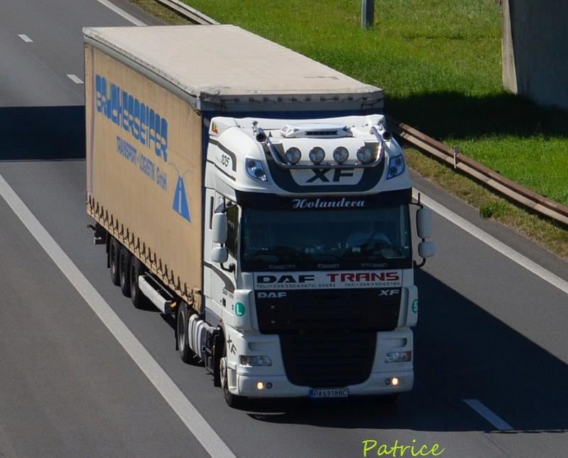 Daf-Trans (Peshtera) 14210