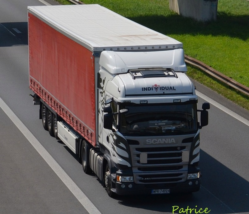 Individual logistic solution (Warszawa) 16114