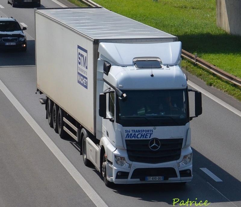 Ste Transports Machet (Saint Nicolas 62) 21010