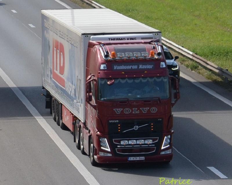 TVX  Transport Vanhooren Xavier  (Kortemark) 22211