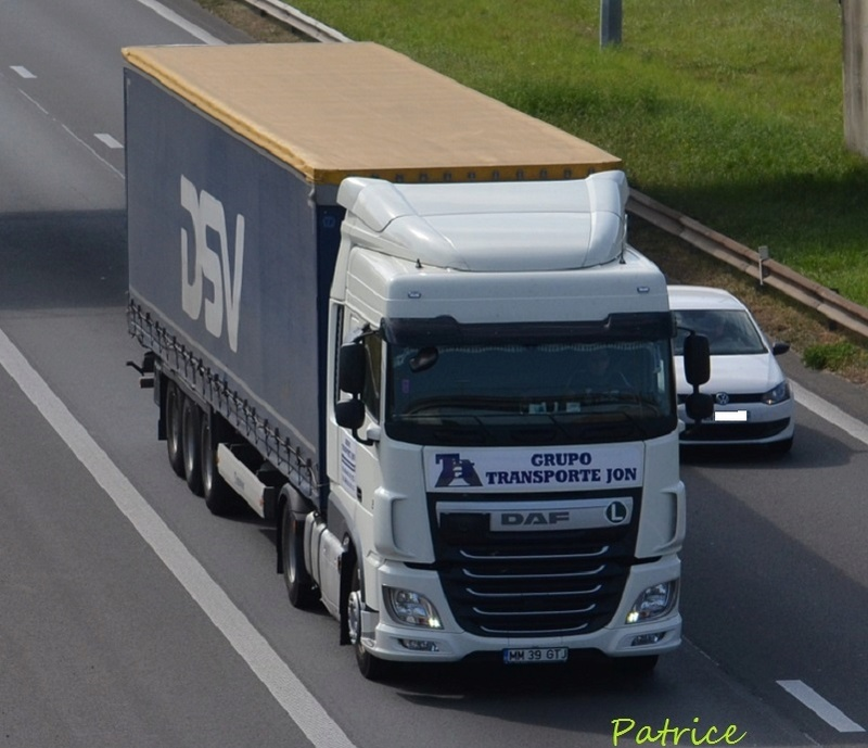 Grupo Transportes Jon  (Oiartzun - Gipuzkoa + Maramures, Roumanie) 23510