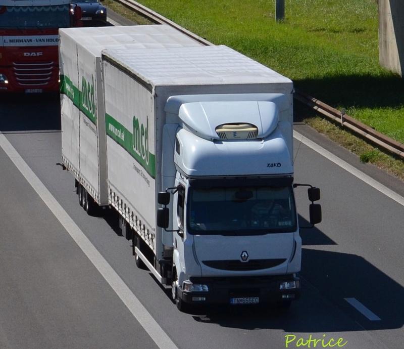 MCD Transport & Forwarding  (Trencin) 25310