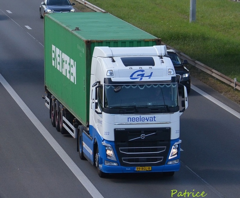 Neele-Vat Logistics  (Rotterdam) 6111
