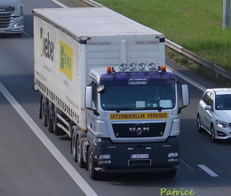 Vervaet Transport  (Laarne - Kalken) 6812