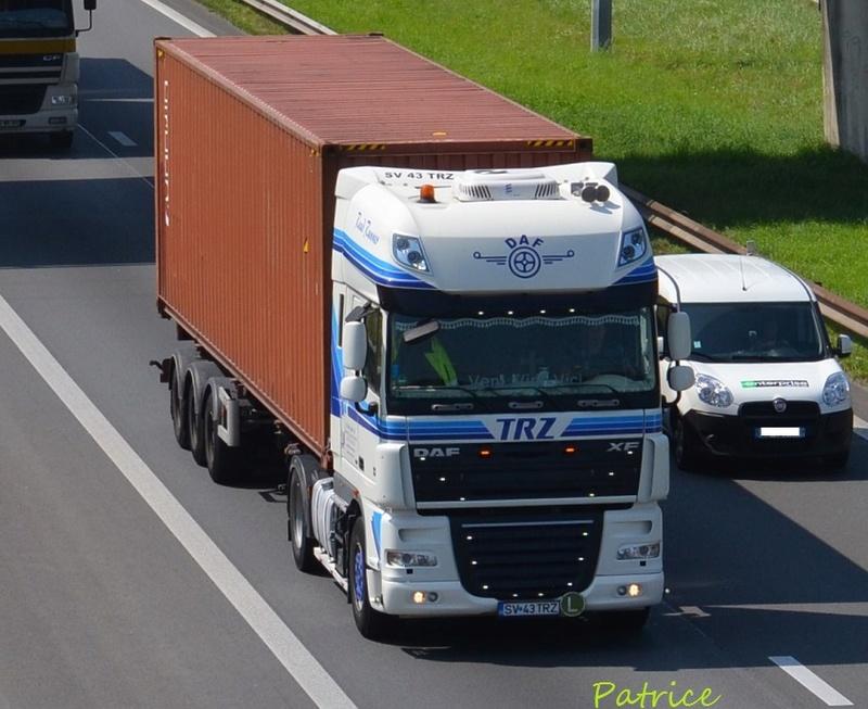TRZ Trans Zamfir - Bosanci 8210