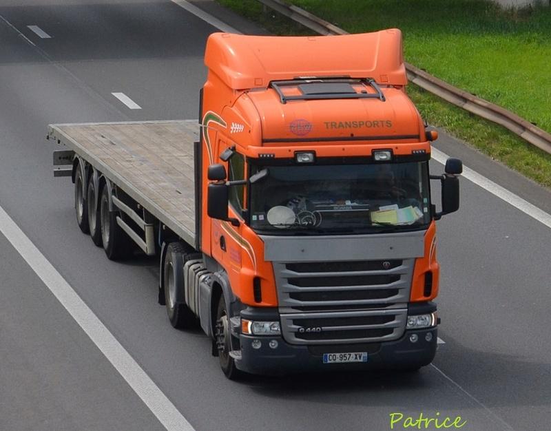 V.D.W (Van Der Wey Transports) (Verneuil sur Indre) (37) 9610