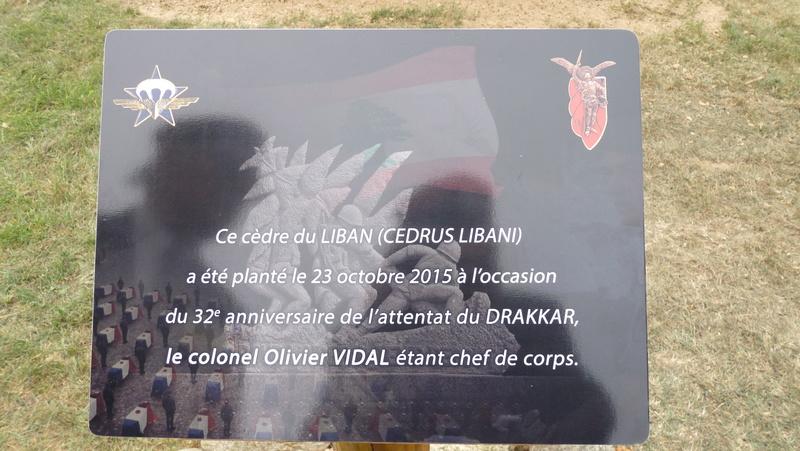 commémoration de l'attentat du DRAKKAR Pamiers 23 octobre 2016 P1070711