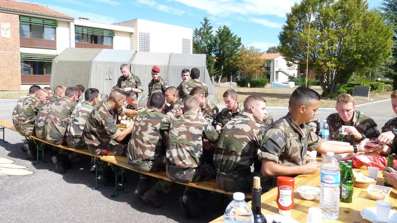 Reportage Saint Michel 2016 au quartier Beaumont à Pamiers P1080221