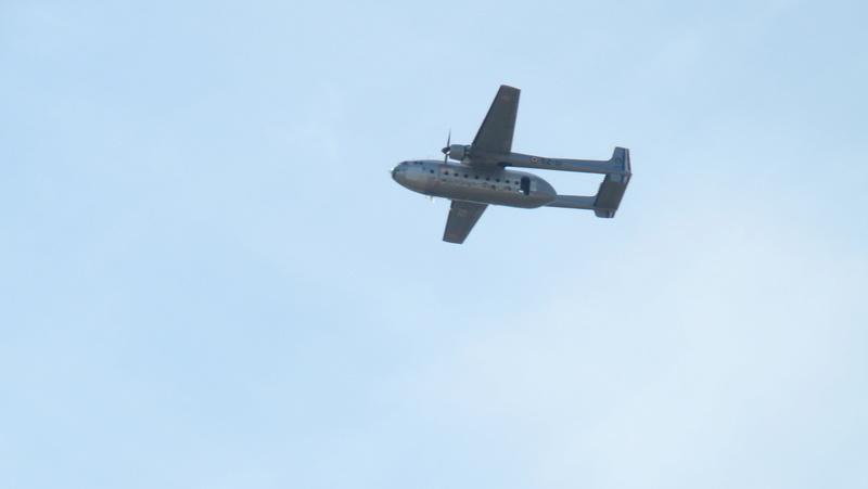 Stage et brevets avec Airborne Center à Pamiers  P1080510
