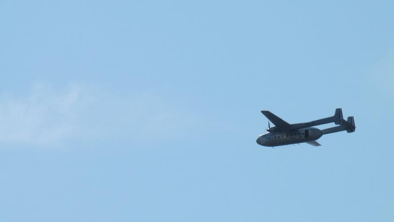 Stage et brevets avec Airborne Center à Pamiers  P1080511
