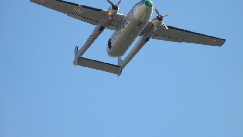 Stage et brevets avec Airborne Center à Pamiers  P1080513