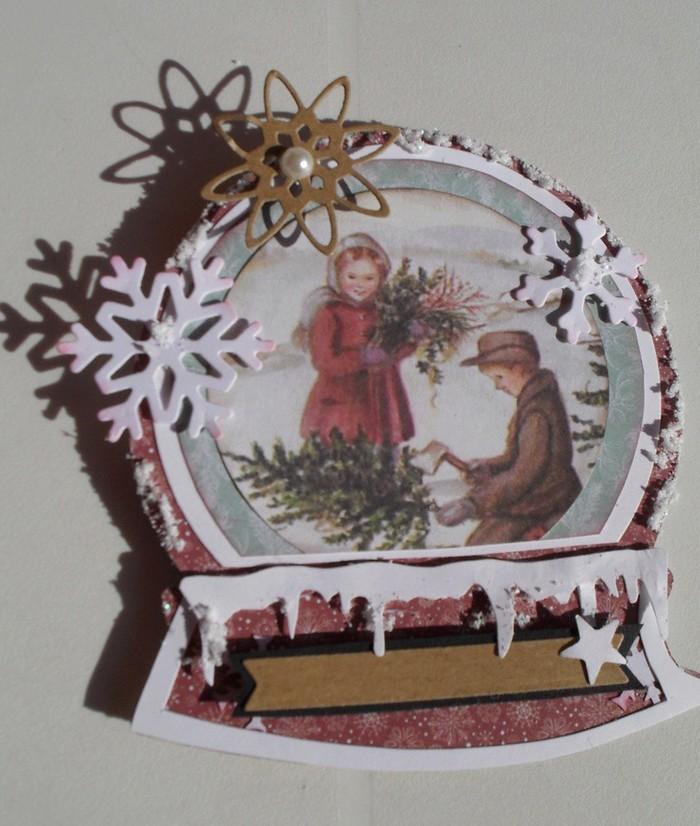 FOLDED & SHAPED CARDS Novembre/décembre Chanto11