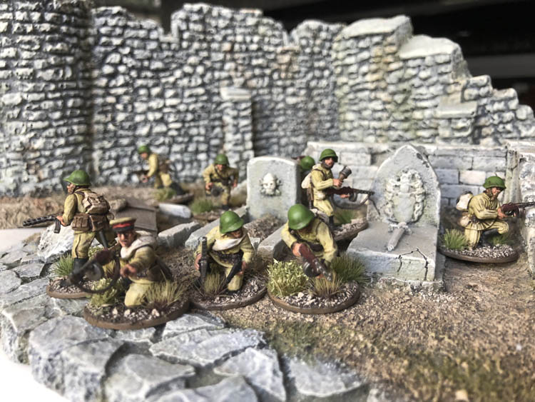 Bolt Action, mes armées russes et allemandes Img_0610