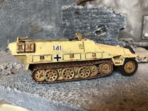 Bolt Action, mes armées russes et allemandes Img_1515