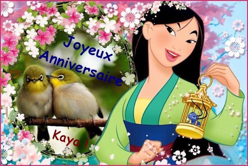 Joyeux Anniversaire Kaya ! Mulan10