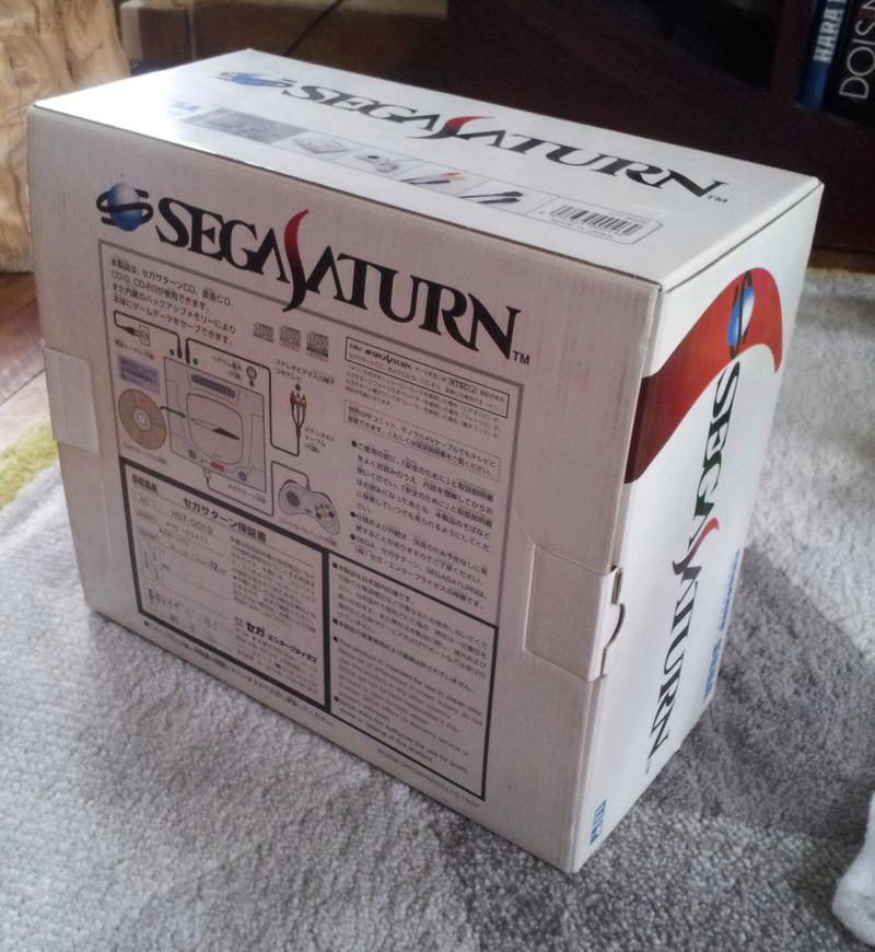 (VDS) Saturn Sonic Toys R us édition limitée 0212