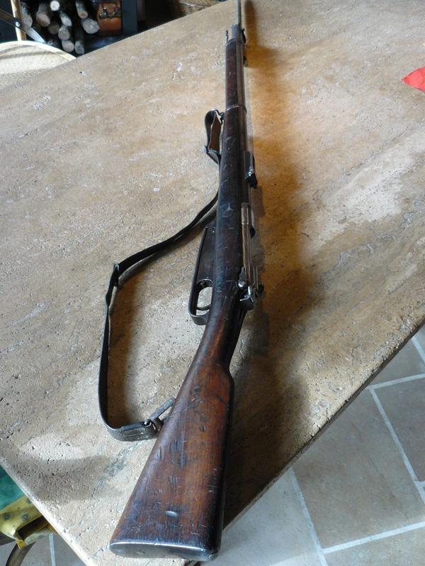 """Gewehr 88 """"Kommission"""" P1070115"""