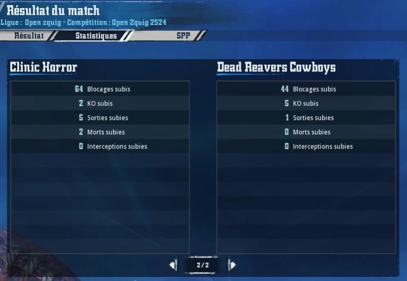 LES DEAD REAVERS COWBOYZ (MV - NURTHOR) Openj310