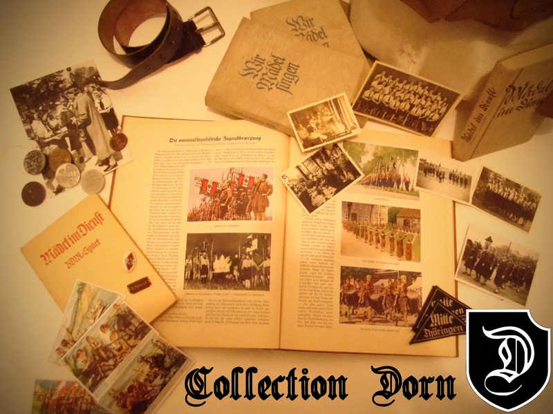 Collection Dorn,en vrac,Hitlerjugend et Bund Deutscher Mädel ... - Page 5 Dsc05711