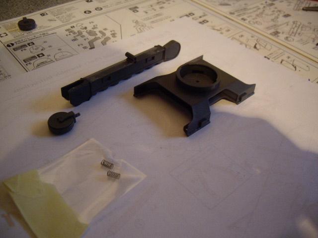 Hitachi Doppel-Arm-Arbeitsmaschine, Hasegawa 1:35 00310