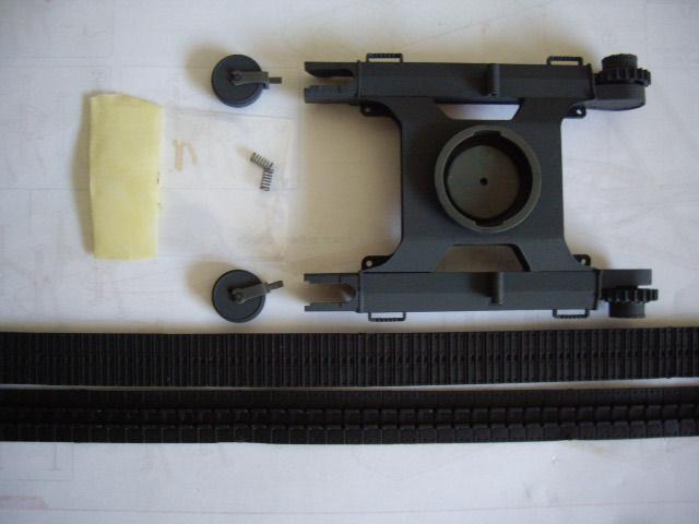 Hitachi Doppel-Arm-Arbeitsmaschine, Hasegawa 1:35 00410