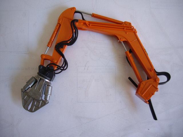 Hitachi Doppel-Arm-Arbeitsmaschine, Hasegawa 1:35 00910