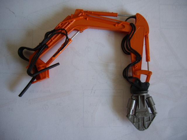 Hitachi Doppel-Arm-Arbeitsmaschine, Hasegawa 1:35 01010