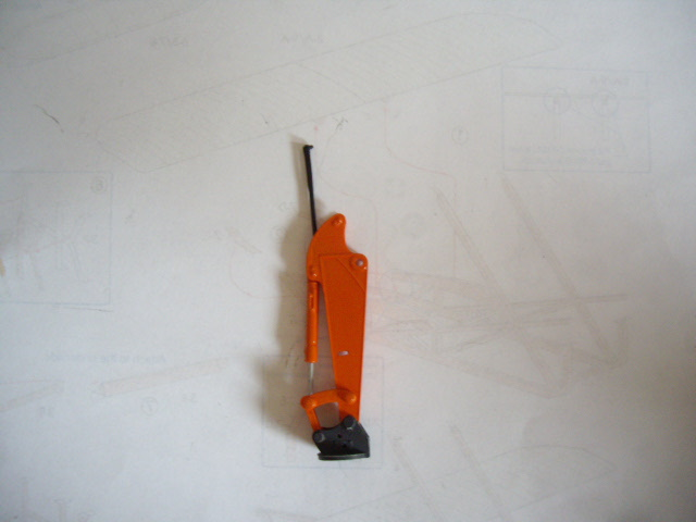Hitachi Doppel-Arm-Arbeitsmaschine, Hasegawa 1:35 7a10