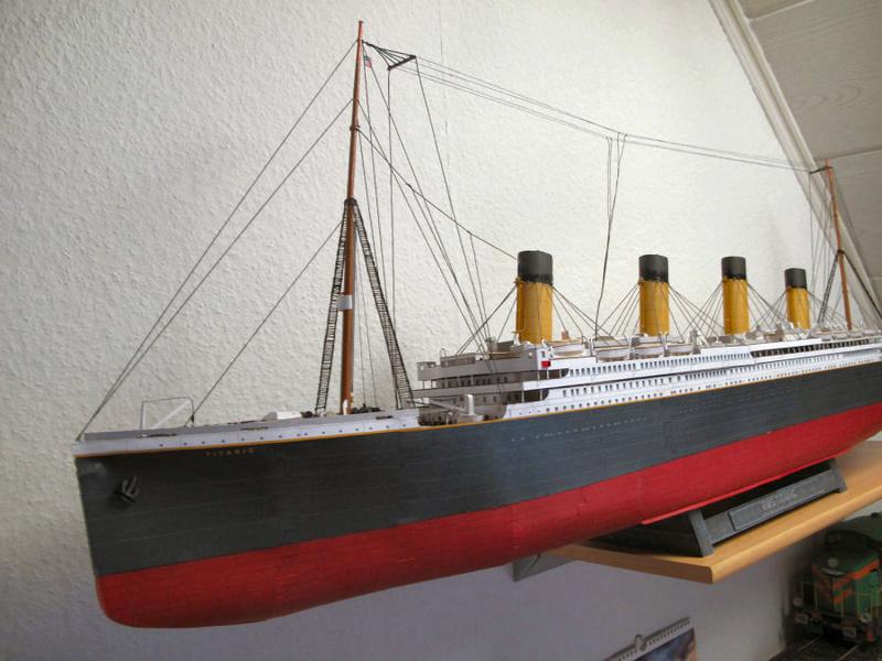Titanic Gebaut