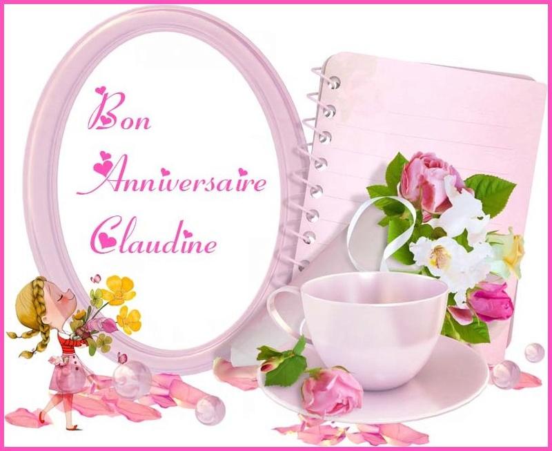 04 OCTOBRE ANNIVERSAIRE DE CLAUDINE72 0_90a710