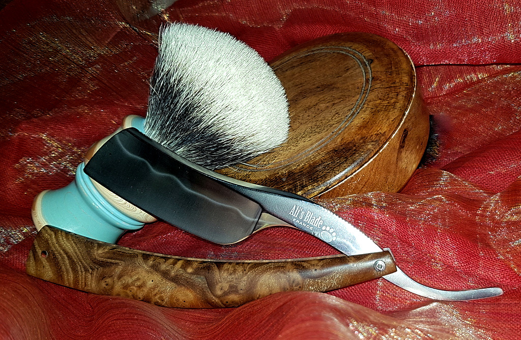 Shave of the Day / Rasage du jour 20201032