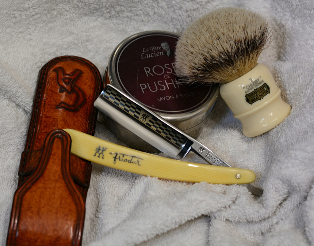 Shave of the Day / Rasage du jour - Page 2 Henkel20