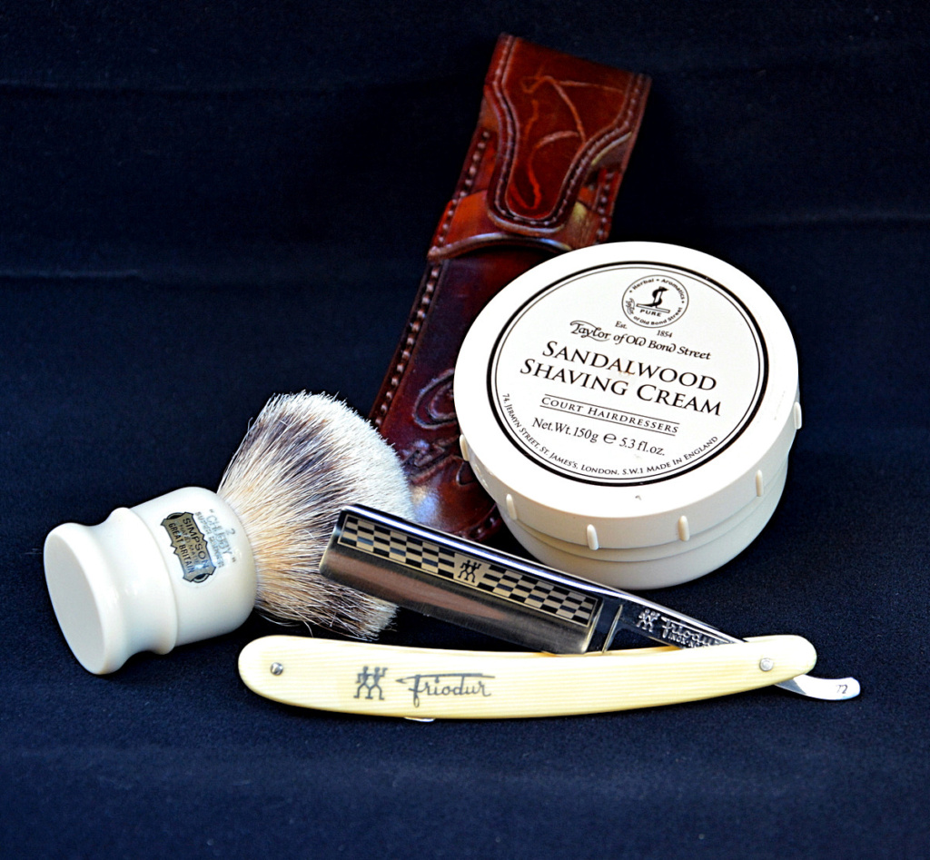 Shave of the Day / Rasage du jour - Page 37 Henkel39