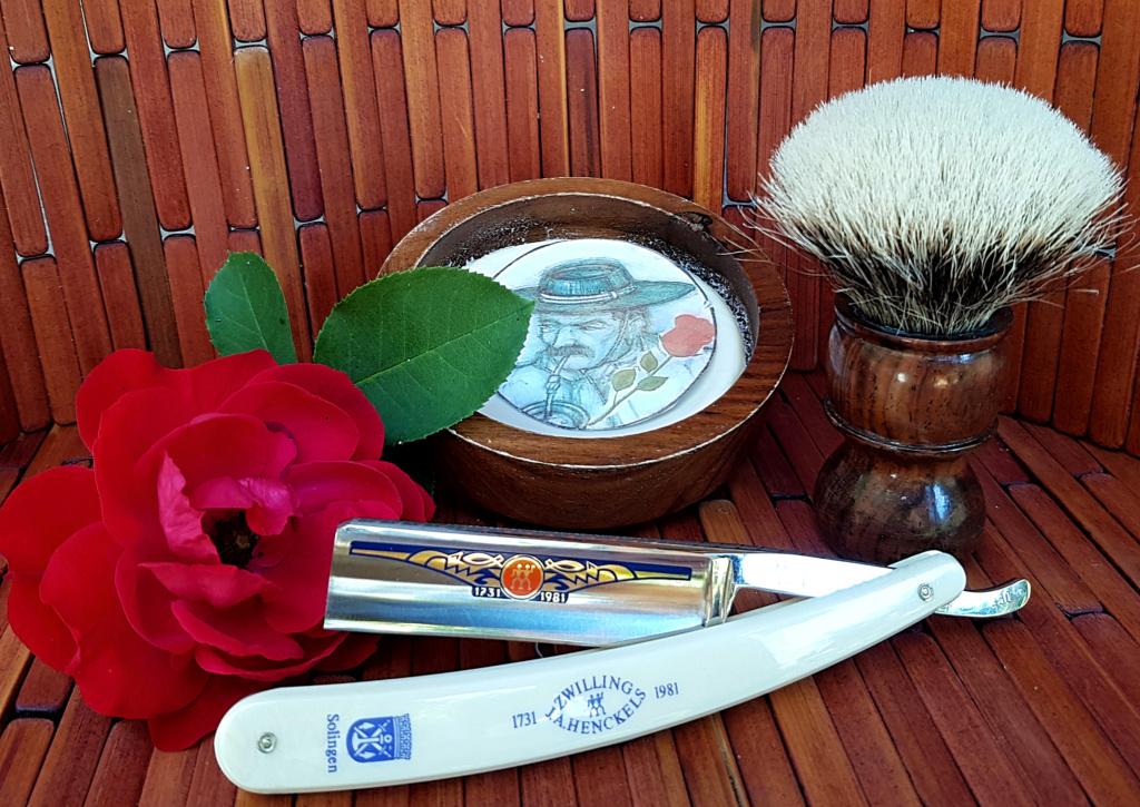 Shave of the Day / Rasage du jour Henkel43