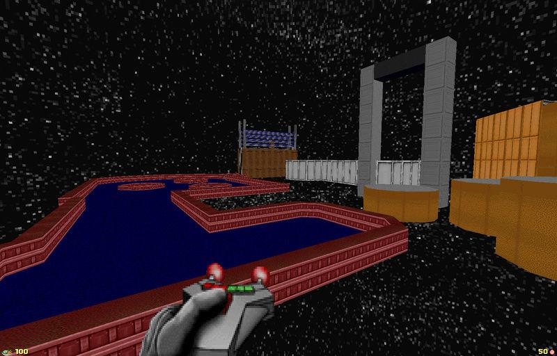 [Chex Quest][Limit Removing][W.I.P] Spyro's Stellar Base (Modification possible) Screen17