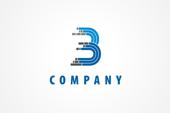 صور شعارات احترافية 2017 'لوجهات جاهزة للتصميم  B-logo10