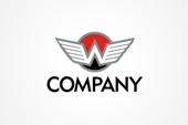 صور شعارات احترافية 2017 'لوجهات جاهزة للتصميم  Winged11