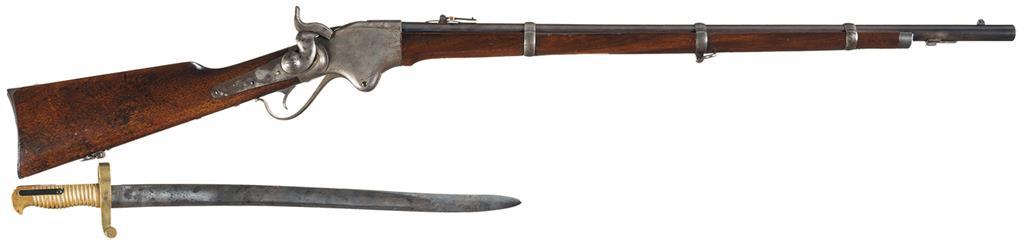 fusil spencer new model calibre 50 118910
