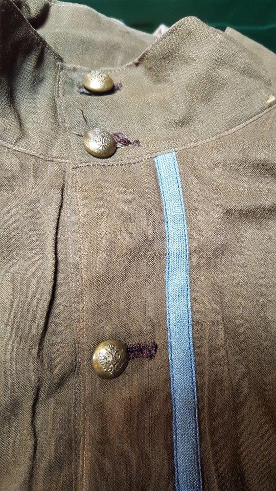 uniforme toile khaki à identifier 31241910