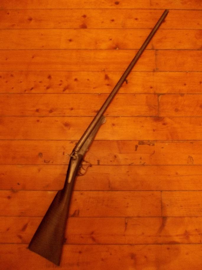 Fusil systéme Lefaucheux Calibre 16 Chasse10
