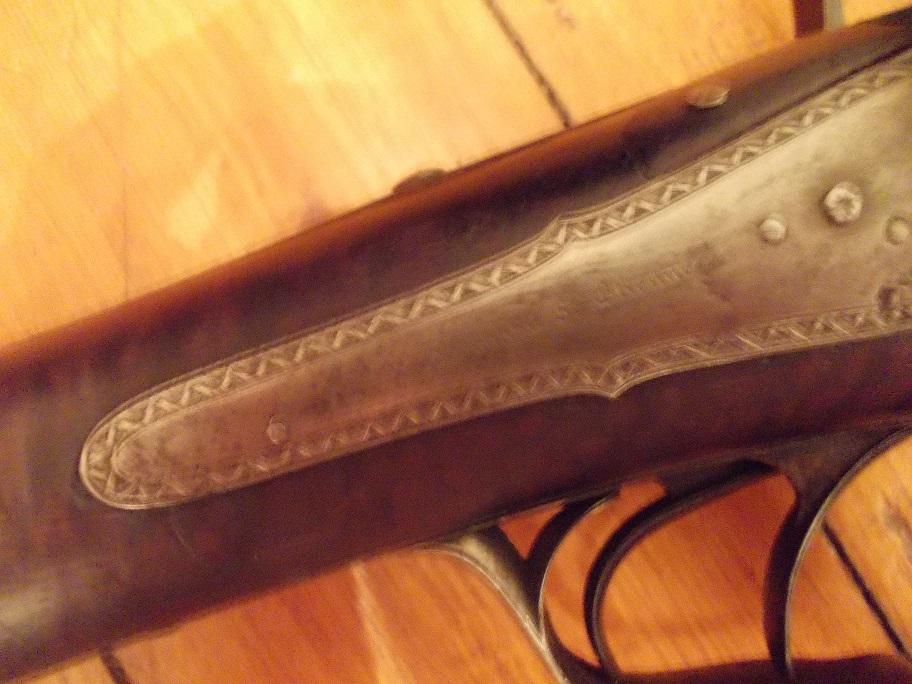 Fusil systéme Lefaucheux Calibre 16 Chasse12