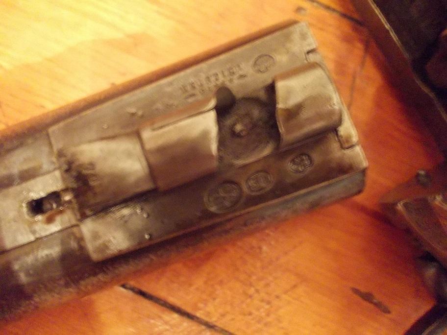 Fusil systéme Lefaucheux Calibre 16 Chasse14