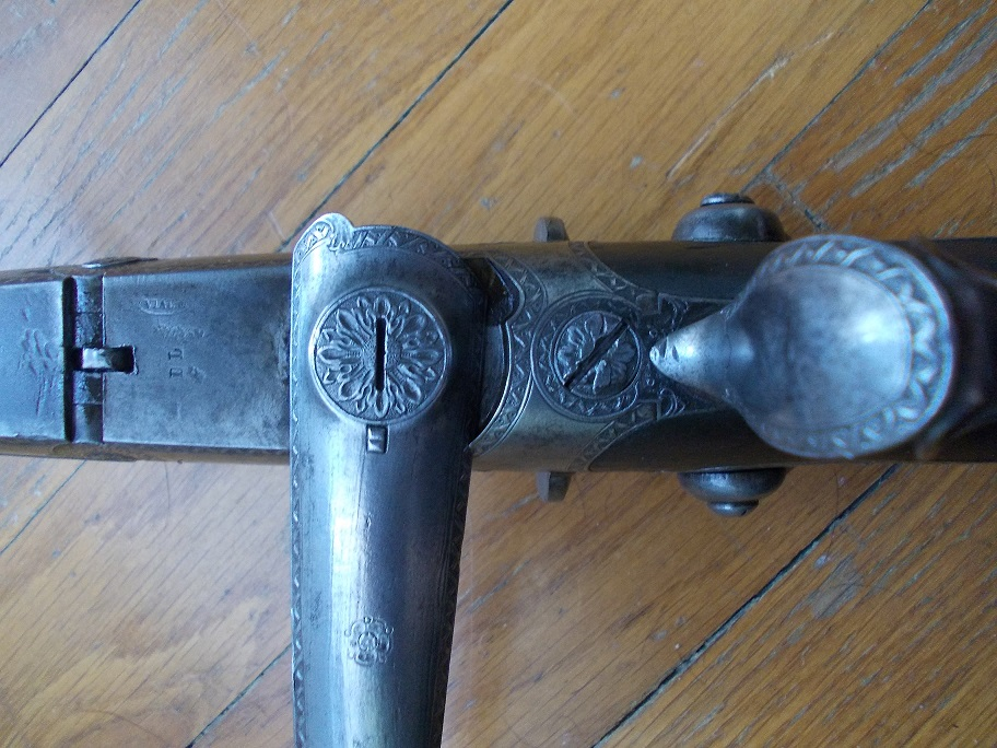 Fusil systéme Lefaucheux Calibre 16 Chasse19
