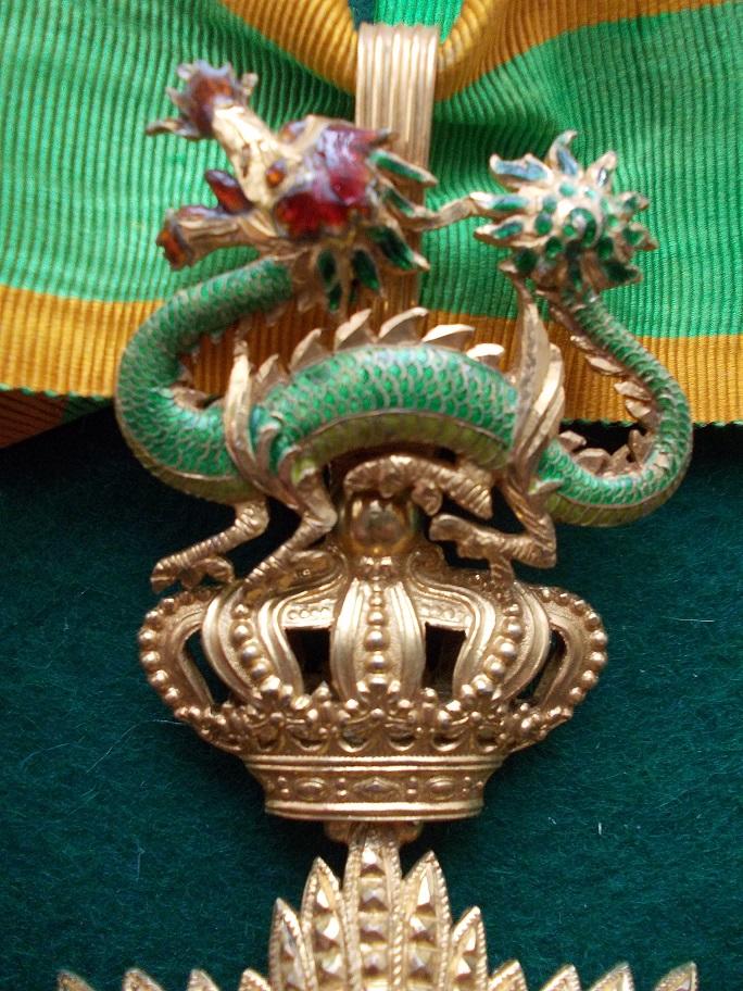 Commandeur Dragon d'Annam  Dragon12