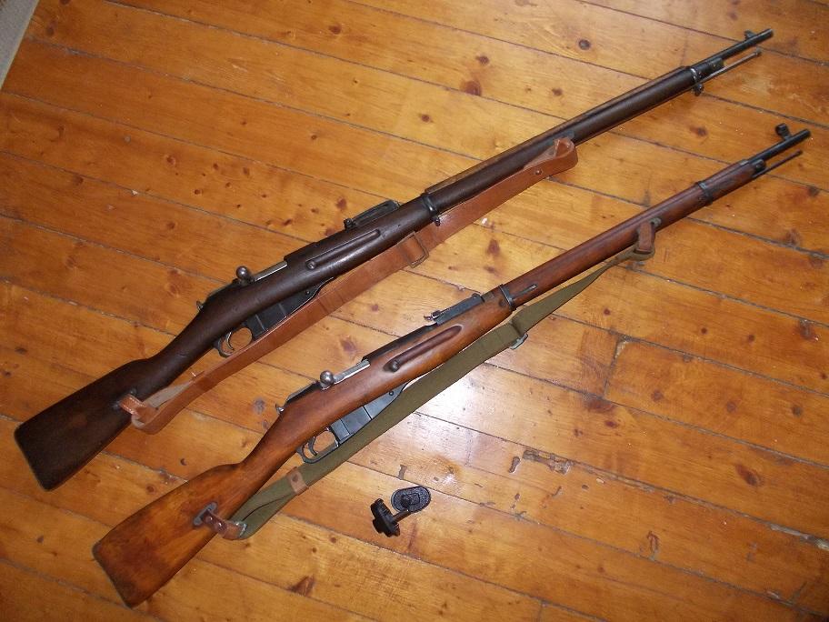 Le Fusil Mosin Nagant modèle 1891 Dscn0019