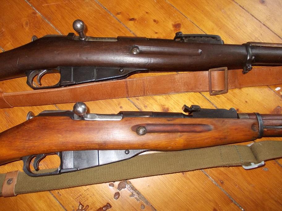 Le Fusil Mosin Nagant modèle 1891 Dscn0020